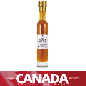 [메이플 시럽] ORGANIC MAPLE SYRUP 200ml