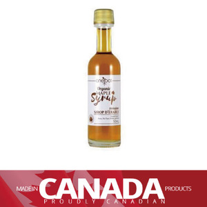 [메이플 시럽] ORGANIC MAPLE SYRUP 50ml